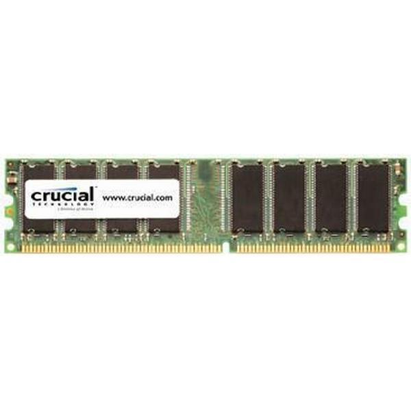 Crucial DDR 400MHz 1GB (CT12864Z40B)