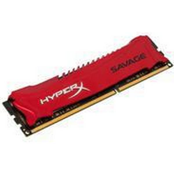 HyperX Savage Red DDR3 1600MHz 8GB (X316C9SR/8)