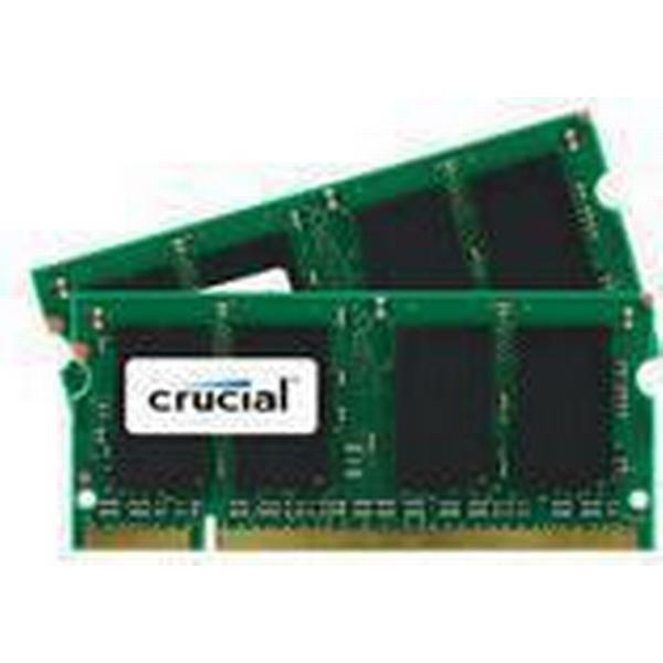 Crucial DDR2 667MHz 2x1GB (CT2KIT12864AC667)