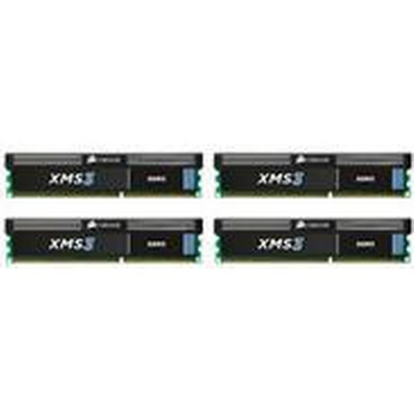 Corsair XMS3 DDR3 1600MHz 4x8GB (CMX32GX3M4A1600C11)