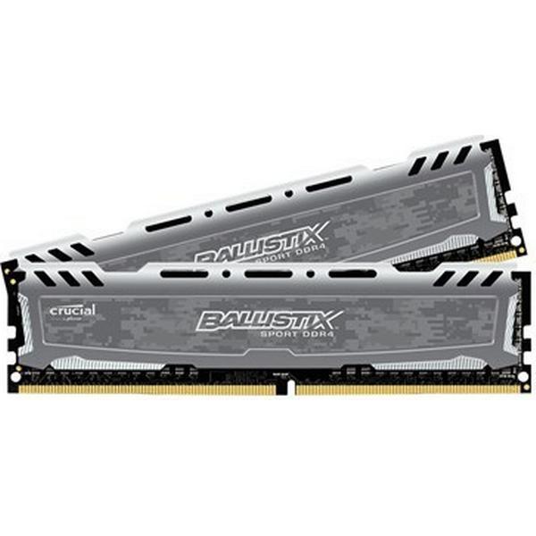 Crucial Ballistix Sport LT DDR4 2400MHz 2x16GB (BLS2C16G4D240FSB)