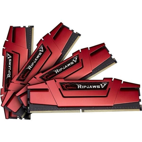 G.Skill Ripjaws V DDR4 2800MHz 4x8GB (F4-2800C15Q-32GVR)