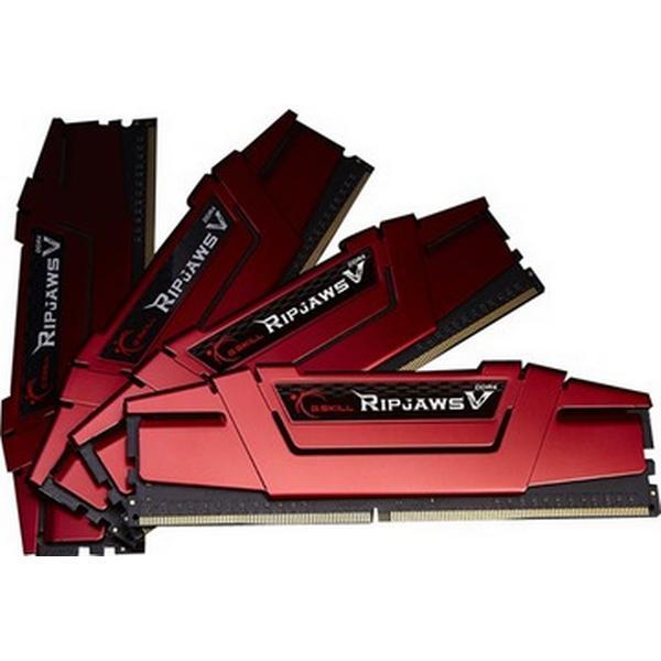 G.Skill Ripjaws V DDR4 3000MHz 4x8GB (F4-3000C15Q-32GVR)