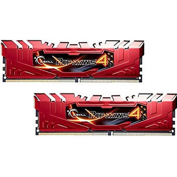 G.Skill Ripjaws 4 DDR4 2666MHz 2x4GB (F4-2666C15D-8GRR)