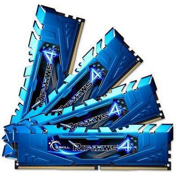 G.Skill Ripjaws 4 DDR4 2666MHz 4x4GB (F4-2666C16Q-16GRB)