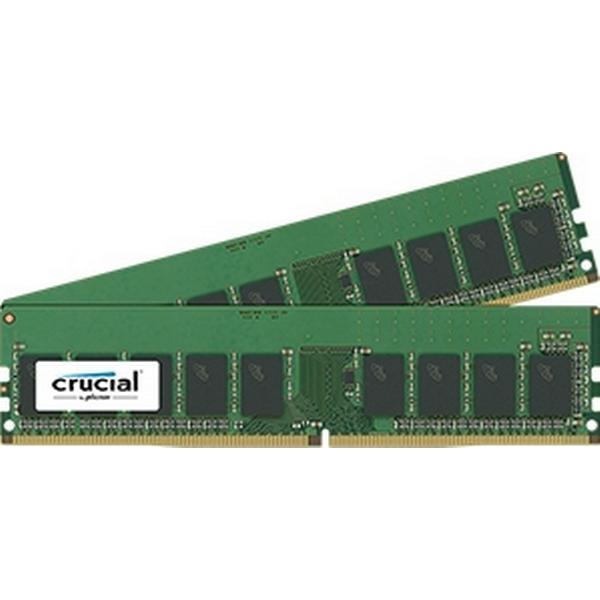 Crucial DDR4 2400MHz 4x8GB ECC (CT4K8G4WFS824A)