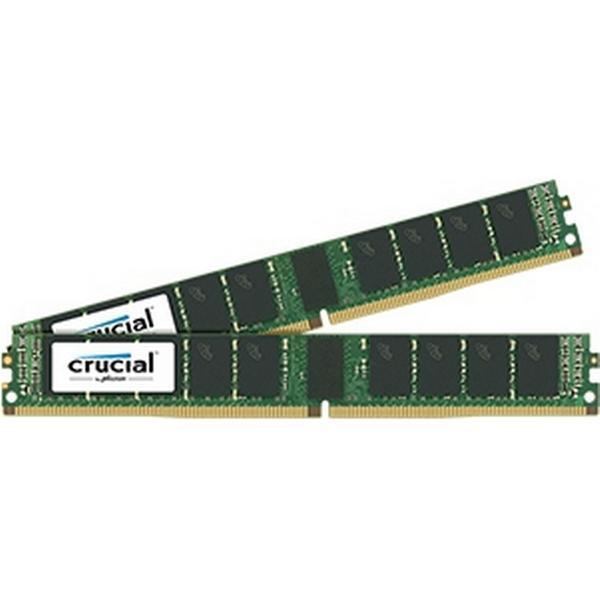 Crucial DDR4 2400MHz 4x16GB Reg ECC (CT4K16G4VFS424A)