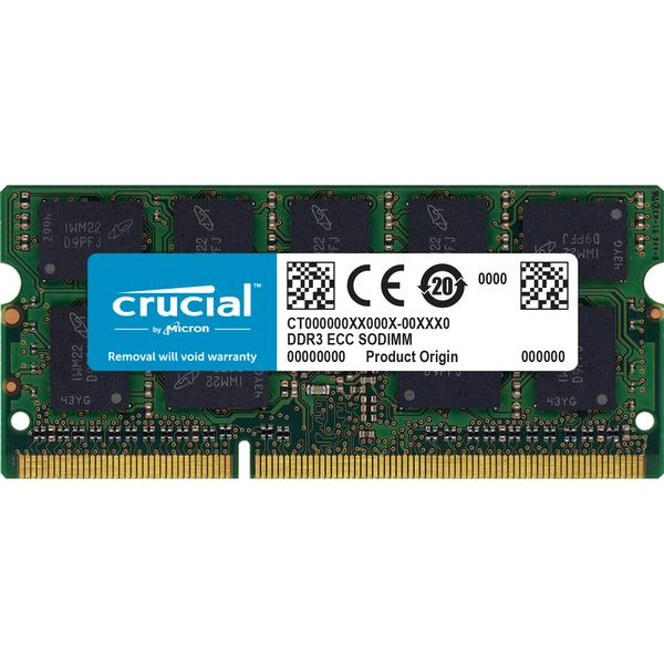 Crucial DDR3L 1600MHz 4GB for Mac (CT4G3S160BJM)
