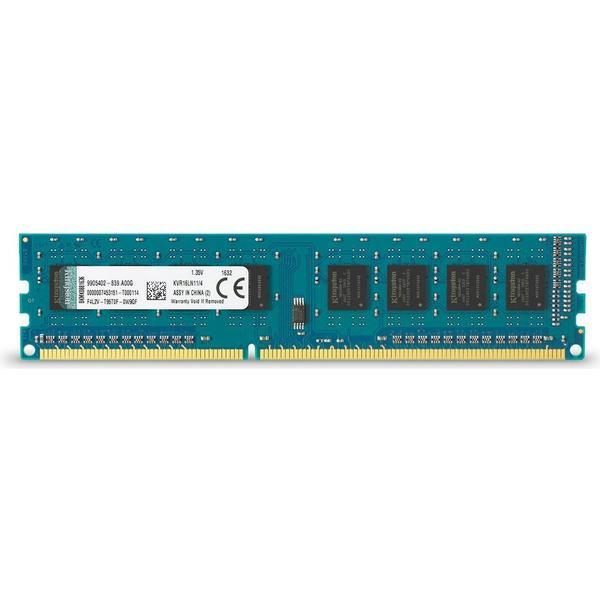 Kingston Valueram DDR3L 1600MHz 4GB System Specific (KVR16LN11/4)
