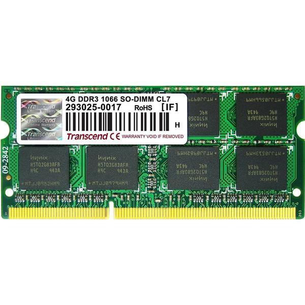 Transcend DDR3 1066MHz 4GB (TS512MSK64V1N)