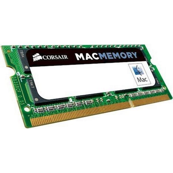Corsair DDR3 DDR3 1333MHz 8GB for Apple Mac (CMSA8GX3M1A1333C9)