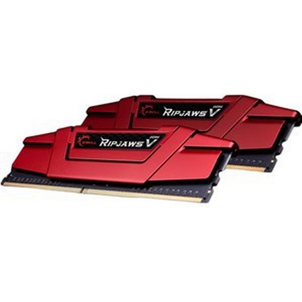 G.Skill Ripjaws V DDR4 2666MHz 4x8GB (F4-2666C15Q-32GVR)