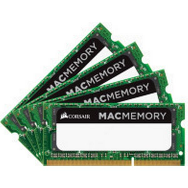 Corsair DDR3L 1866MHz 4x8GB For Apple Mac (CMSA32GX3M4C1866C11)