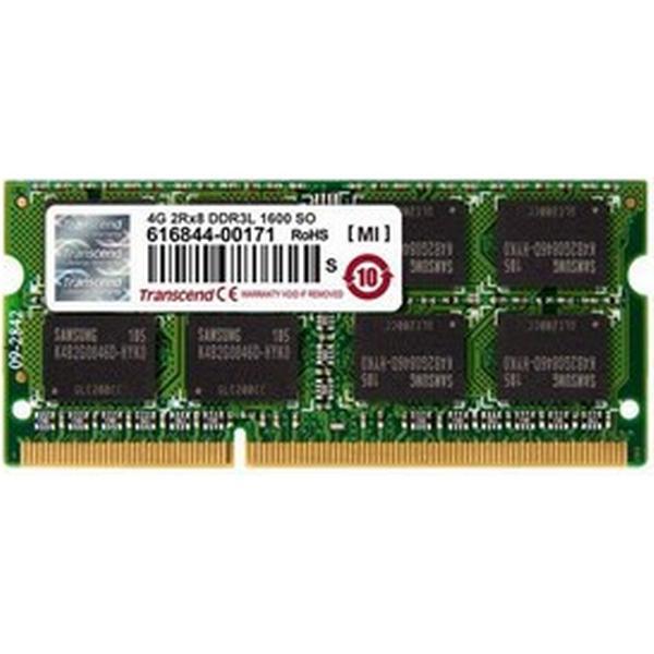 Transcend DDR3L 1600MHz 4GB (TS512MSK64W6N)