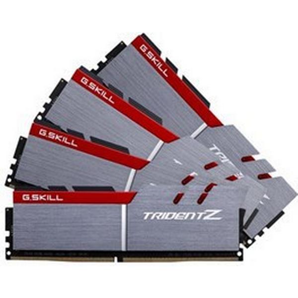 G.Skill Trident Z DDR4 3200MHz 4x8GB (F4-3200C14Q-32GTZ)