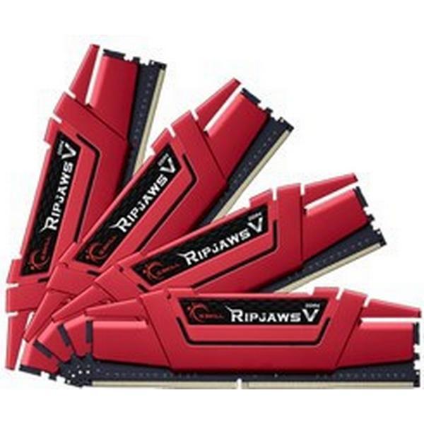 G.Skill Ripjaws V DDR4 3000MHz 4x16GB (F4-3000C14Q-64GVR)