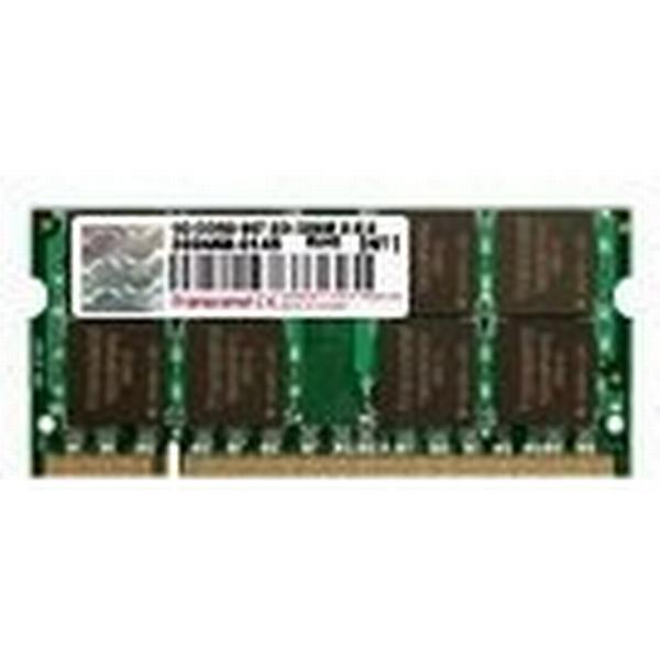 Transcend JetRAM DDR2 667MHz 1GB (JM667QSU-1G)