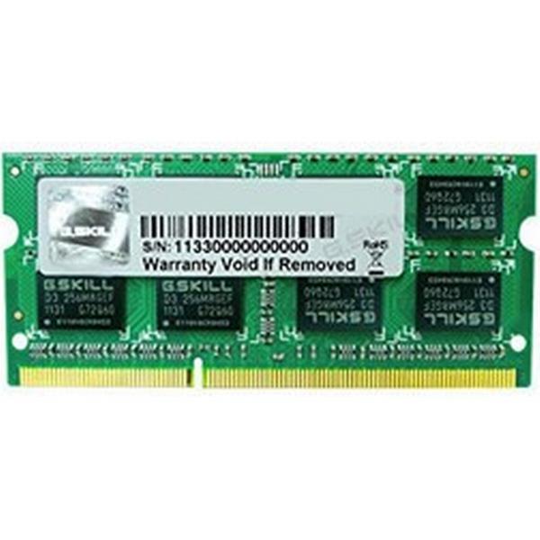 G.Skill Standard DDR3L 1600MHz 4GB (F3-1600C11S-4GSL)