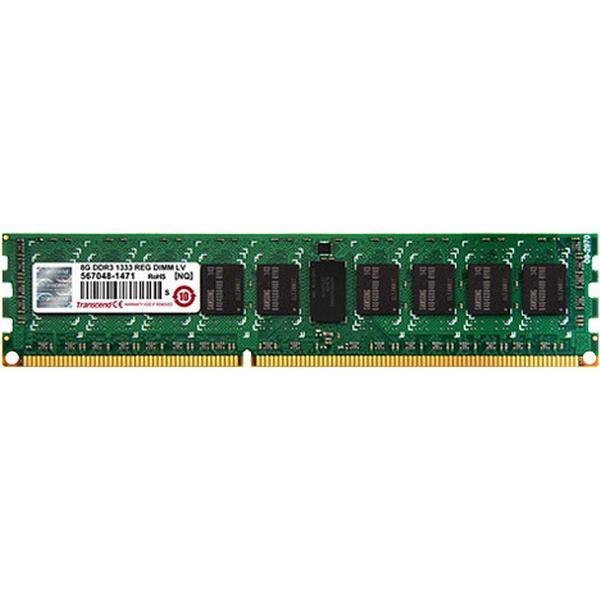 Transcend DDR3L 1600MHz 4GB ECC Reg (TS512MKR72W6H)