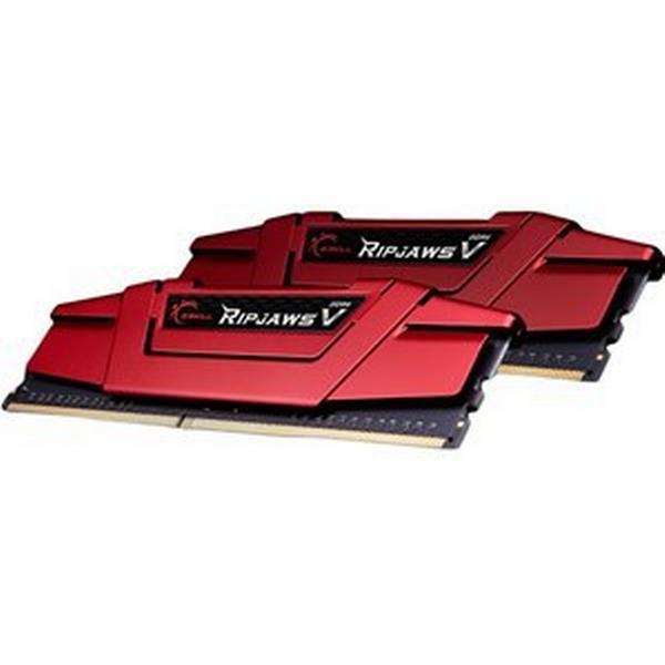 G.Skill Ripjaws V DDR4 3000MHz 2x4GB (F4-3000C15D-8GVRB)