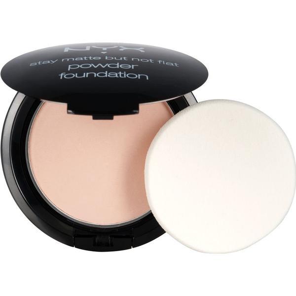 NYX Stay Matte But Not Flat Powder Foundation Creamy Natural