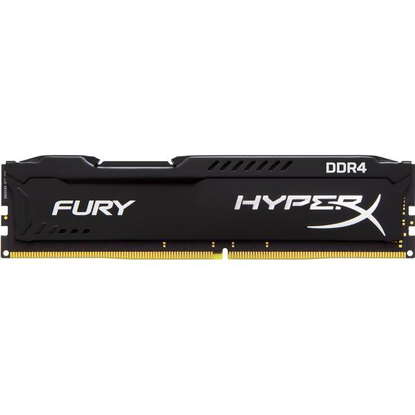 HyperX Fury DDR4 2400MHz 4x4GB (HX424C15FBK4/16)