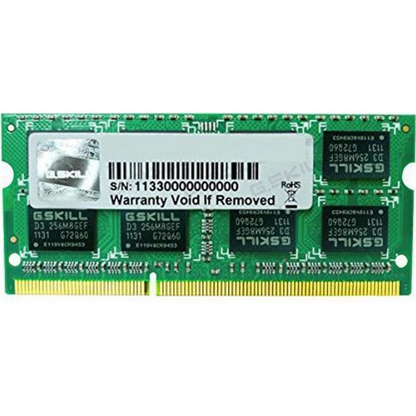 G.Skill Standard DDR3L 1600MHz 4GB (F3-1600C9S-4GSL)
