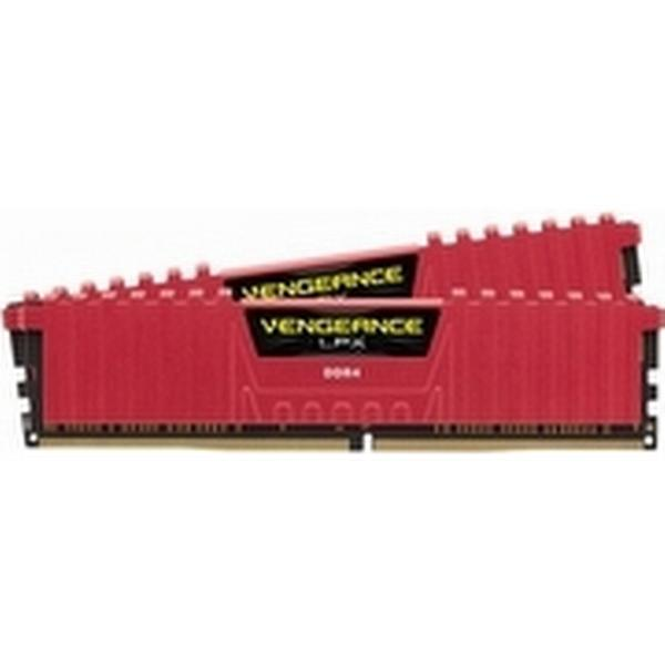 Corsair Vengeance LPX Red DDR4 3733MHz 2x8GB (CMK16GX4M2B3733C17R)