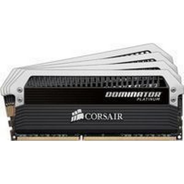 Corsair Dominator Platinum Series DDR4 3000MHz 4x8GB (CMD32GX4M4C3000C15)