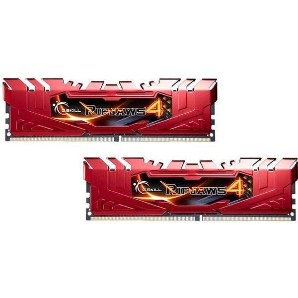 G.Skill Ripjaws 4 DDR4 2400MHz 2x4GB (F4-2400C15D-8GRR)