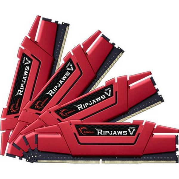 G.Skill Ripjaws V DDR4 2800MHz 4x8GB (F4-2800C15Q-32GVRB)