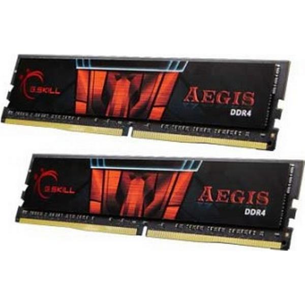 G.Skill Aegis DDR4 2400MHz 2x4GB (F4-2400C15D-8GIS)