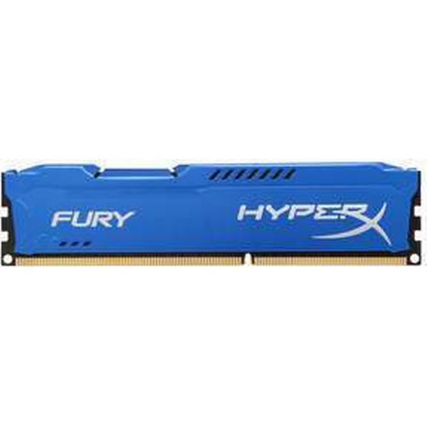 HyperX Fury DDR3 1600MHz 4GB (HX316C10F/4)