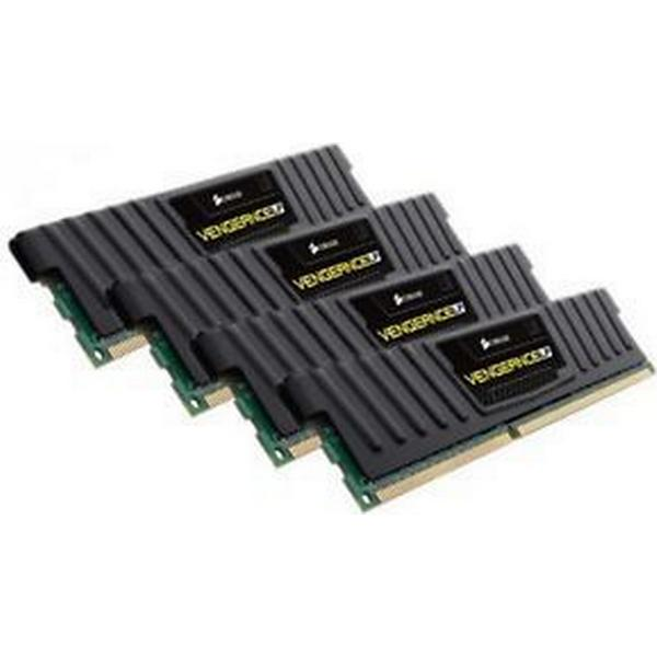 Corsair Vengeance LP Black DDR3 1600MHz 4x8GB (CML32GX3M4A1600C10)