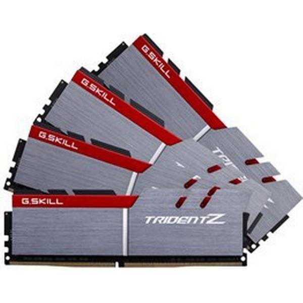 G.Skill Trident Z DDR4 3600MHz 4x8GB (F4-3600C17Q-32GTZ)