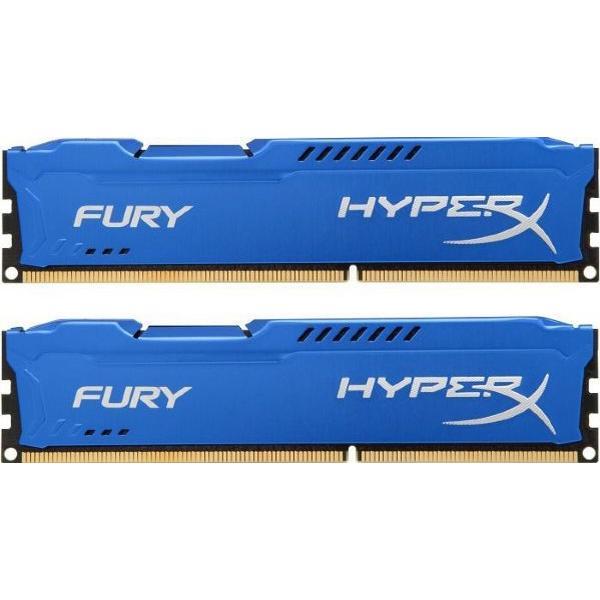 HyperX Fury DDR3 1333MHz 2x8GB (HX313C9FK2/16)