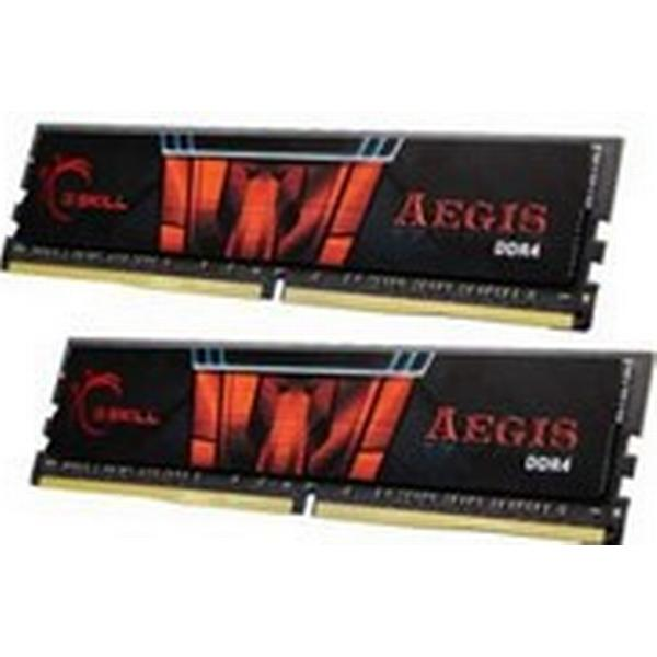 G.Skill Aegis DDR4 2400MHz 2x16GB (F4-2400C15D-32GIS)