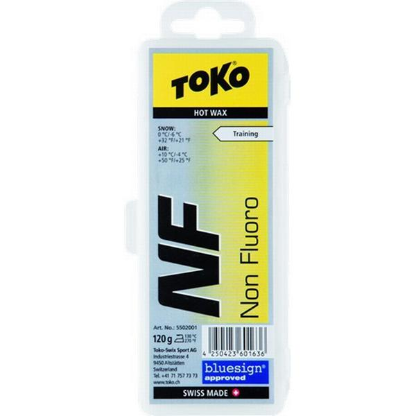 Toko NF Hot Wax Yellow