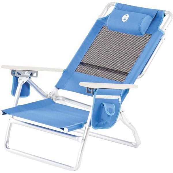 Coleman Low Recliner Beach Chair Hitta B 228 Sta Pris