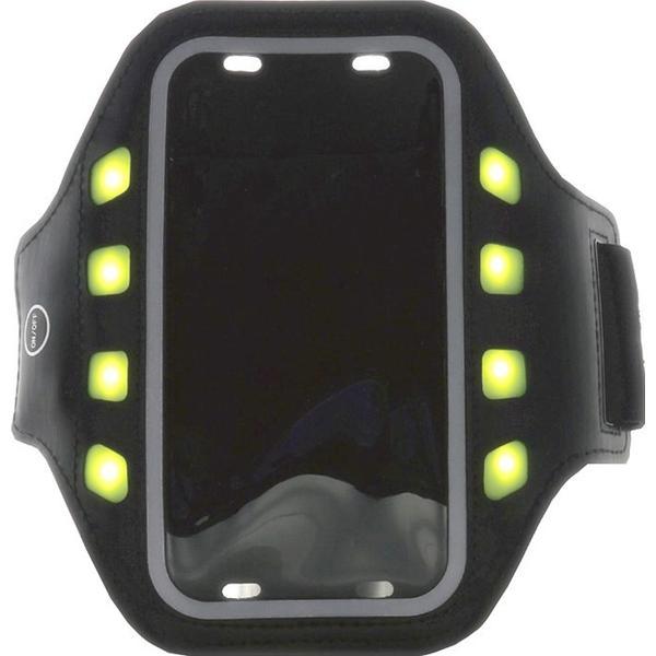 Gear by Carl Douglas Sport ArmBånd med LED lys XL Universal (iPhone 6/6S/7)