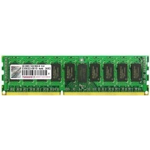 Transcend DDR3 1333MHz 4GB ECC Reg (TS512MKR72V3Y)