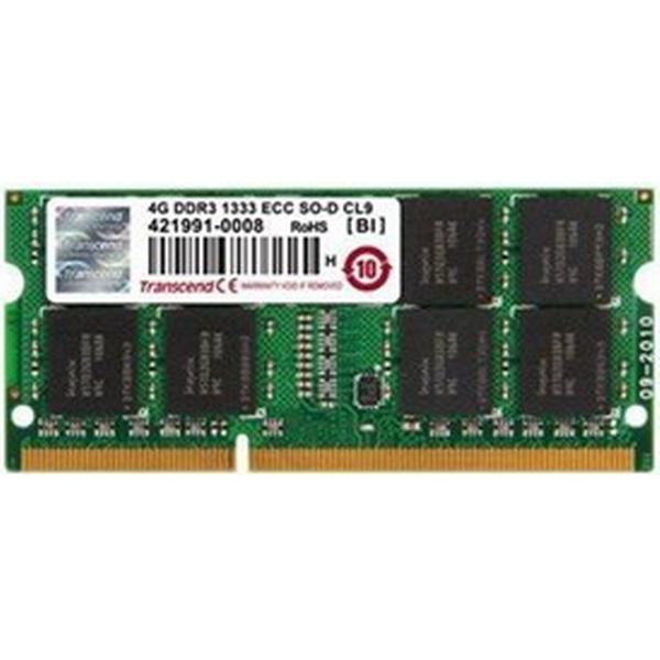 Transcend DDR3L 1600MHz 4GB ECC (TS512MSK72W6H)