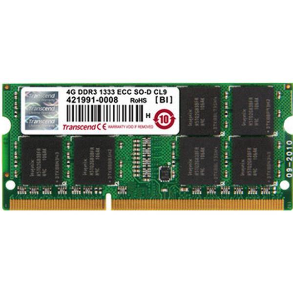 Transcend DDR3 1333NHz 2GB ECC (TS256MSK72V3N)