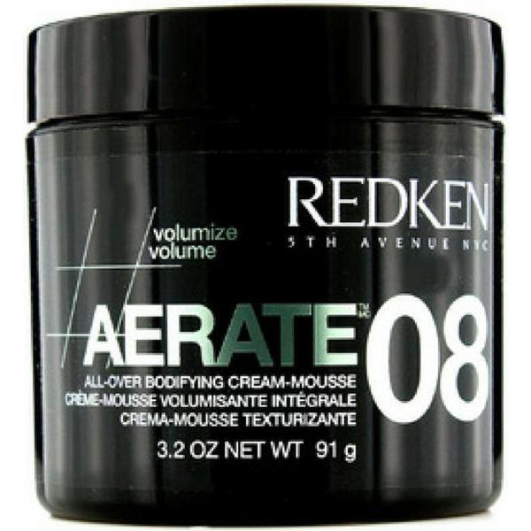 Redken Volume Aerate 08 All-Over Bodifying Cream-Mousse 91g