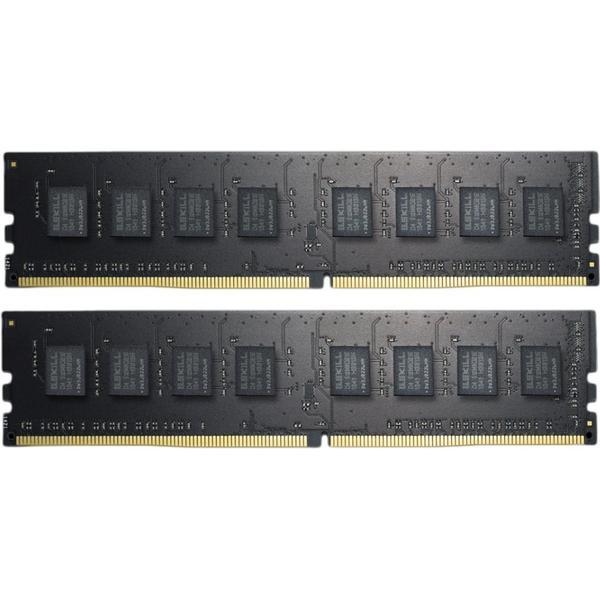 G.Skill Value DDR4 2400MHz 2x4GB (F4-2400C15D-8GNT)