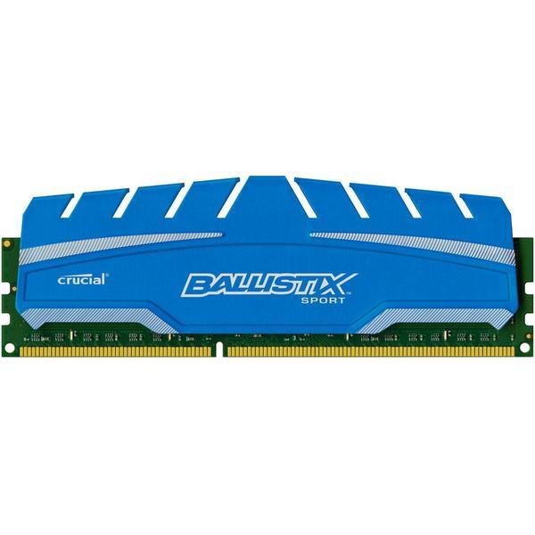 Crucial Ballistix Sport XT DDR3 1600 MHz 4x8GB (BLS4C8G3D169DS3BEU)