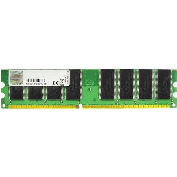 G.Skill Value DDR 400MHz 2x1GB (F1-3200PHU2-2GBNT)