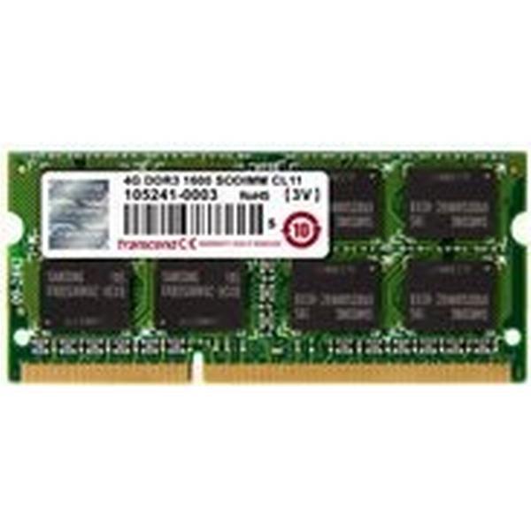 Transcend DDR3 1600MHz 4GB (TS512MSK64V6N)