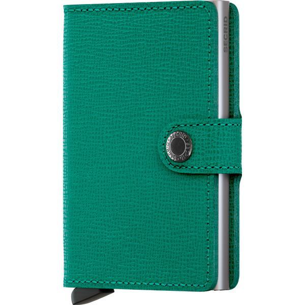 Secrid Mini Wallet - Crisple Emerald