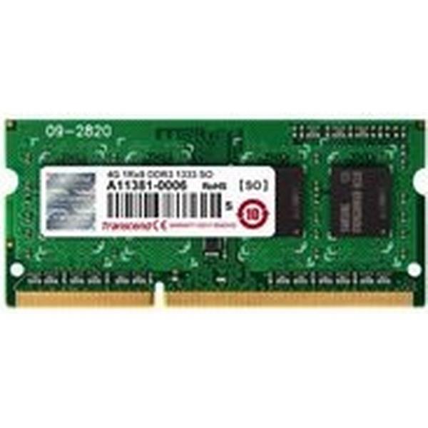 Transcend DDR3 1333MHz 4GB (TS512MSK64V3H)